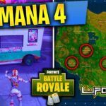 Carritos de helado fortnite