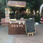 Carritos de crepes segunda mano